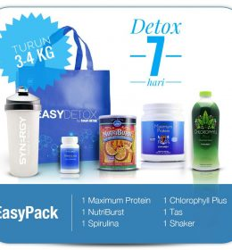 Jual Smart Detox Easy Pack Synergy HP 0813 8154 6943